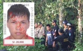 Tío de niño asesinado en Iquitos fue incluido en la lista de los más buscados