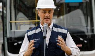 Muñoz: simulacros nos van a permitir estar mejor preparados ante posibles sismos