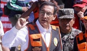 """Martín Vizcarra sobre cuestión de confianza: """"Somos un gobierno optimista y positivo"""""""