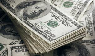 Se disparó la cotización del dólar: hoy se cotizó en 3.38 soles