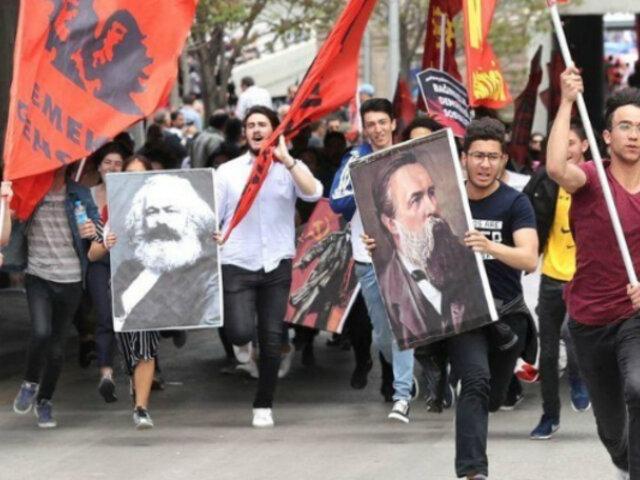 Miles de personas alrededor del mundo salieron a marchar por el Día del Trabajo