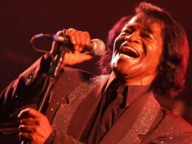 James Brown: la voz del soul y el funk cumpliría 86 años