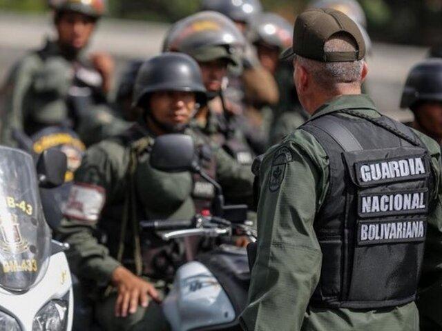 Venezuela: asesinan a cuatro militares y dos policías en feroz emboscada