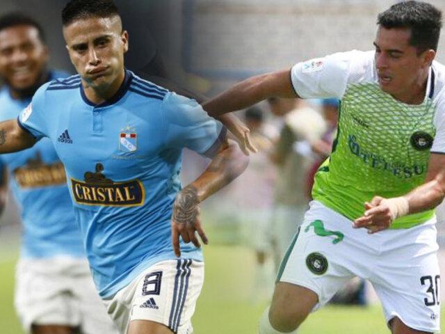 Sporting Cristal empató 0-0 con Pirata FC por la jornada 12 del Torneo Apertura