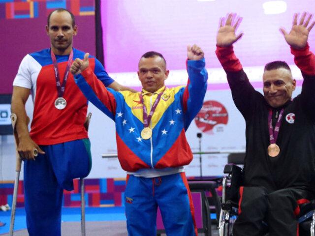 Niel García: peruano ganó medalla de bronce en Copa del Mundo de Para Powerlifting