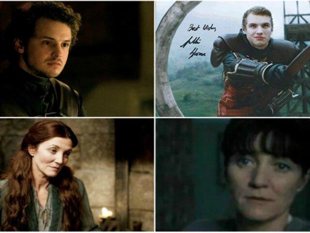 Conoce a los actores que dieron vida a personajes en Harry Potter y Game of Thrones