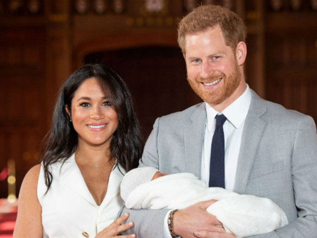Duques de Sussex: nace Lilibeth Diana, un nombre en honor a la Princesa de Gales