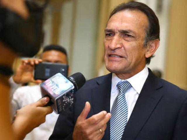 Comisión Permanente otorga 15 días para investigar a Héctor Becerril y Tomás Gálvez