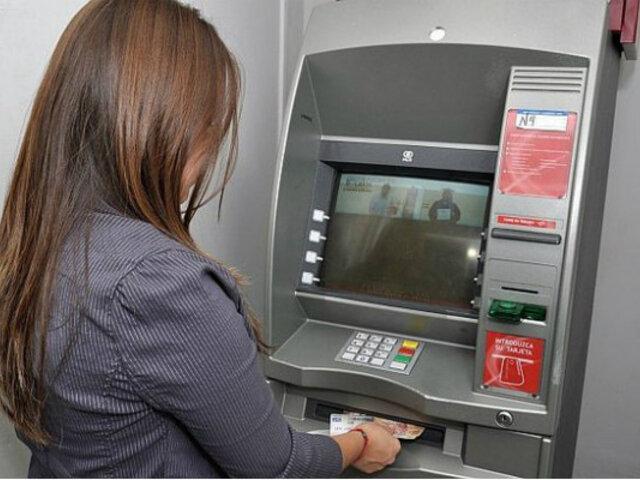 Los Olivos: descubren nueva modalidad de robo en cajeros automáticos