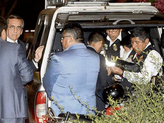 Ministerio Público descarta presunto chuponeo a Alan García