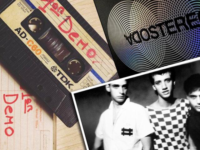 Soda Stereo: apareció el primer demo grabado por la banda argentina