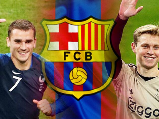 Barcelona se renueva y refuerza para la temporada 2019-20