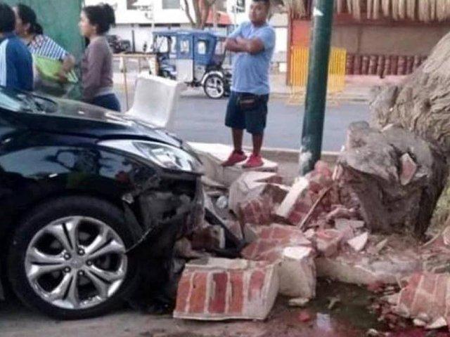 Mayor FAP atropella y mata a paramédico de 28 años en Piura