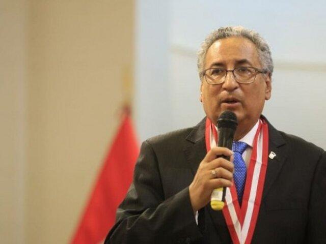 Lecaros: admisión de demanda de Abimael Guzmán no implica que salga libre