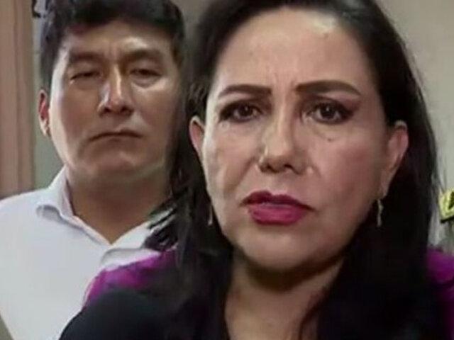 Ministra de la Mujer exige cadena perpetua para asesino de niñas