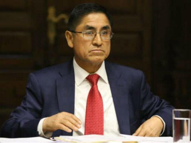 Hinostroza: Ministerio de Justicia devolvió segundo cuaderno de extradición por observaciones