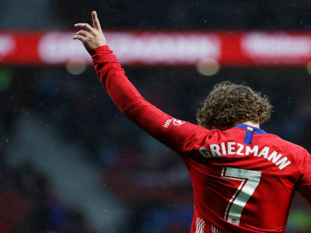 ¿Griezmann le dice adiós a Atlético para irse al Barza?