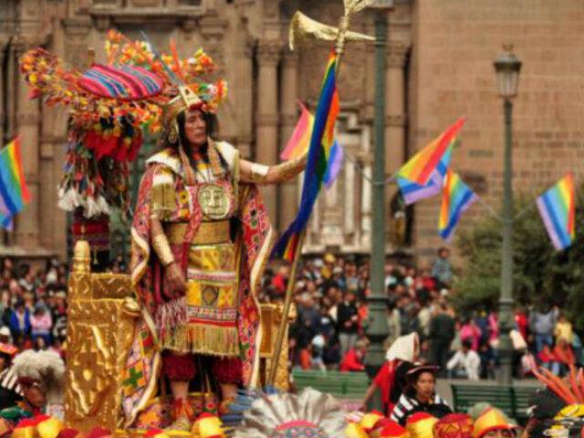 Cusco: inició convocatoria que busca al actor que represente al inca en el Inti Raymi