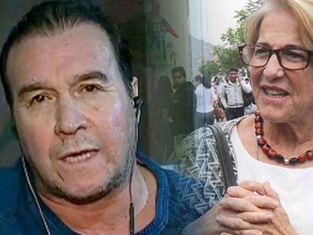 Julio Andrade habla sobre la canción que compuso para campaña de Susana Villarán