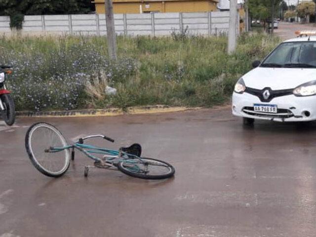 Carabayllo: atropellan a niño que manejaba bicicleta