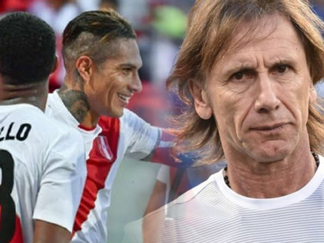 Copa América: Ricardo Gareca anunció su lista preliminar conformada por 40 jugadores