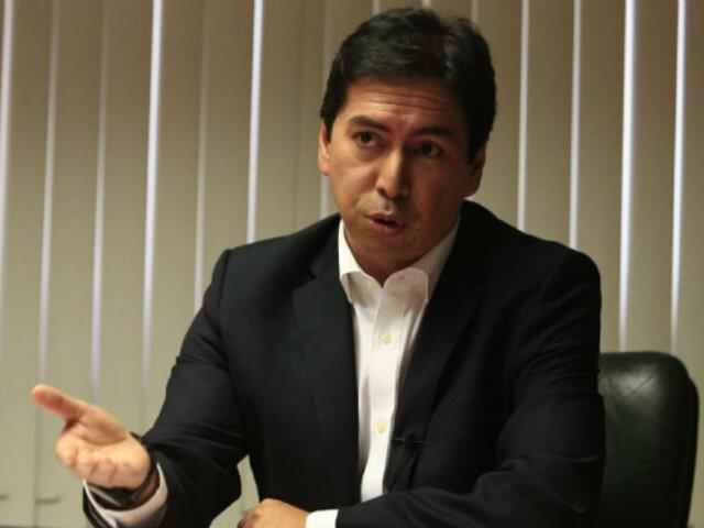 """José Miguel Castro: """"Quiero pedir disculpas a la gente de mi entorno que se ha visto afectada"""""""