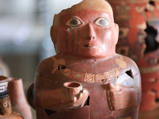 Nuevos descubrimientos: cerámicas revelan orígenes de cultura Wari