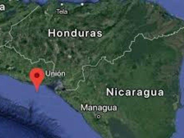 Sismo de gran magnitud remeció El Salvador, Honduras y Nicaragua