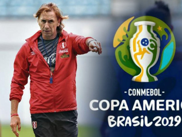 Selección peruana comenzó los trabajos con miras a la Copa América