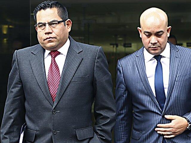 Defensa de Gabriel Prado negó que exfuncionario sea colaborador eficaz