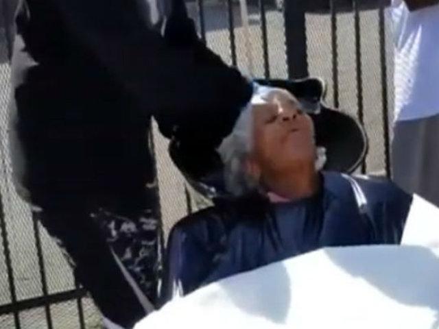 Estilista embellece a mujeres sin hogar