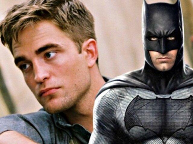 Batman: ¿Robert Pattinson será el próximo Caballero de la Noche?