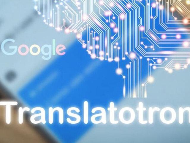 Translatotron: el traductor simultáneo que imita la voz