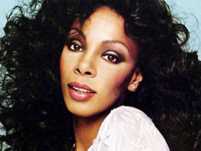 """Donna Summer: hace siete años murió la """"Reina de la Música disco"""""""