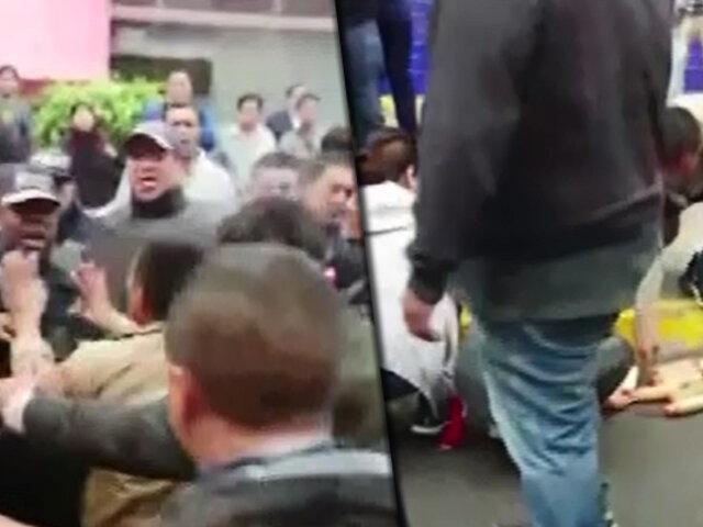 Surco: denuncian aparente abuso de autoridad de inspectores municipales