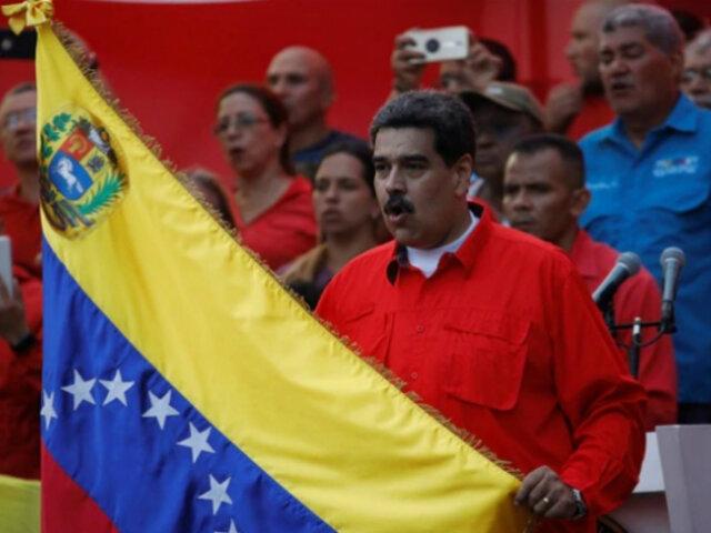Venezuela: 13 personas fueron arrestadas por fallido