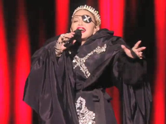 Eurovisión 2019: Madonna cierra la gran fiesta europea en Israel
