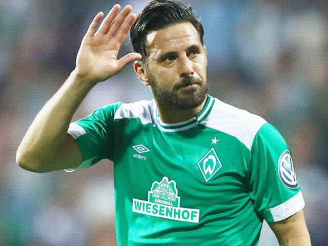 Claudio Pizarro anuncia su retiro del fútbol: la próxima temporada será la última