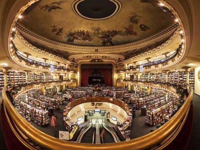 Buenos aires, la ciudad con más librerías en el mundo