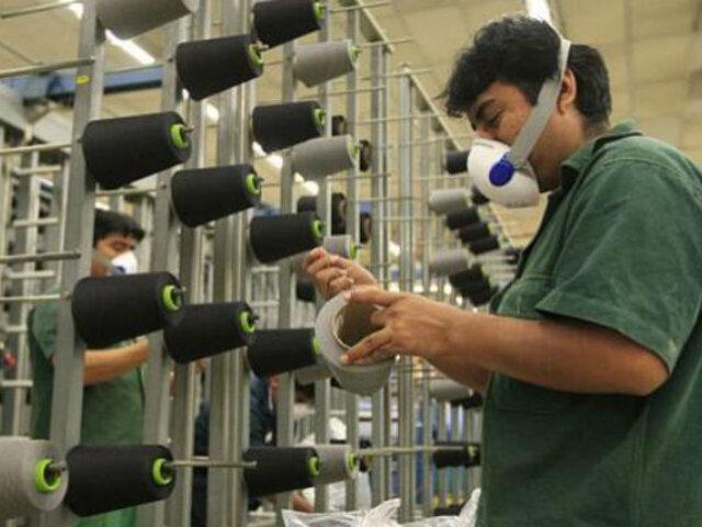 Incrementó el empleo formal en el sector privado