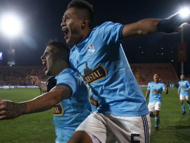 Copa Sudamericana: Sporting Cristal derrotó 3-0 a Unión Española en Chile