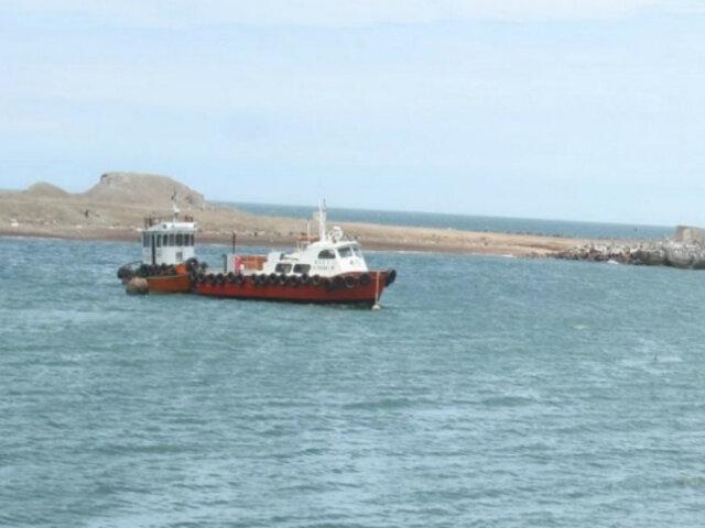 Ica: avión de la FAP realiza amerizaje de emergencia en mar de Pisco