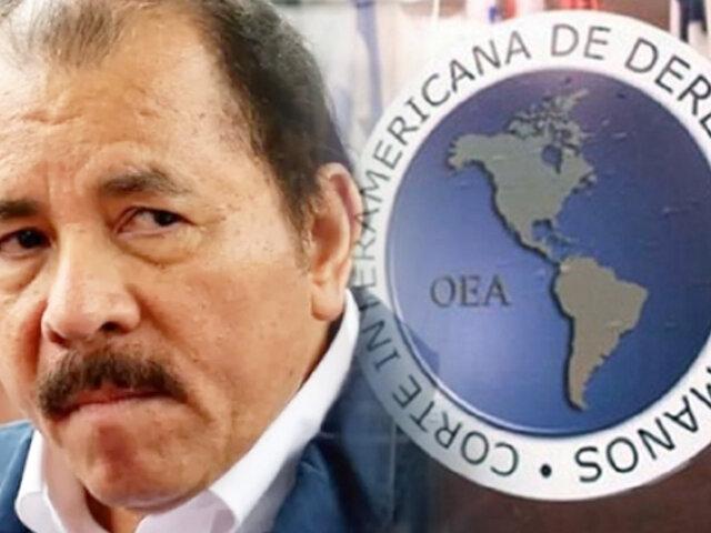 Corte Interamericana exige a Nicaragua excarcelar a nueve presos políticos