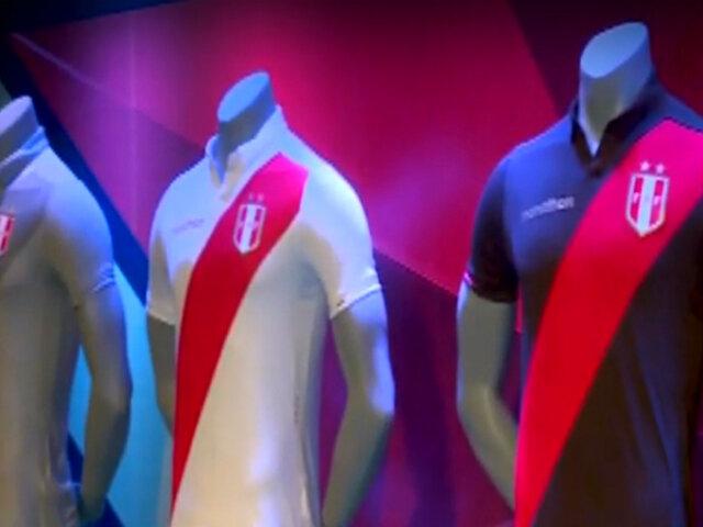 Conoce la nueva camiseta de la Selección para la Copa América