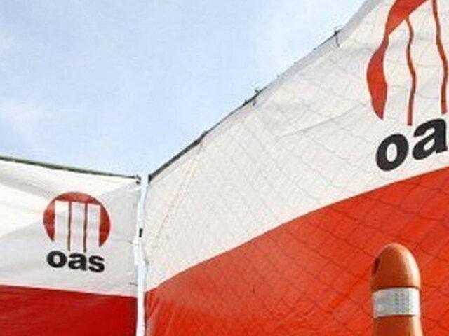 OAS pagó más de S/.25 millones en sobornos al 'Club de la Construcción'