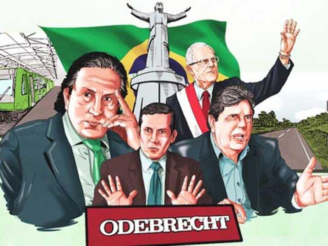 Odebrecht y OAS habrían aportado US$9,8 millones a grupos políticos