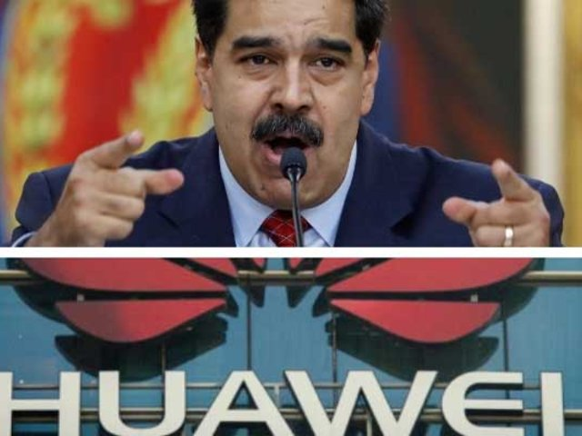 Maduro anuncia inversión inmediata en Huawei