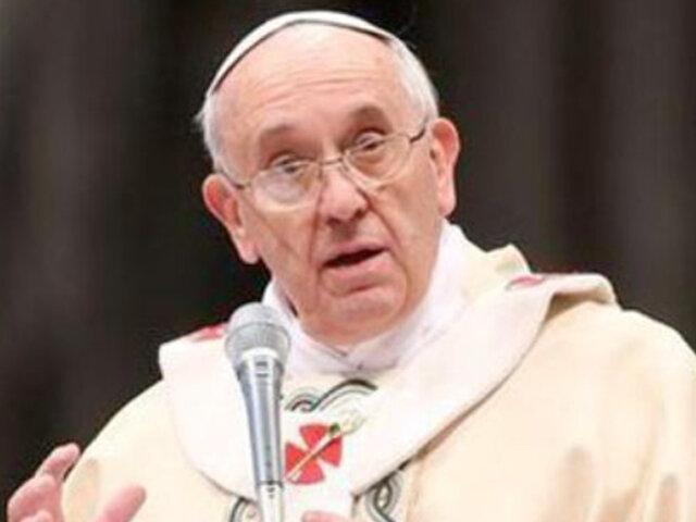 Papa Francisco nombra por primera vez a mujeres como consultoras del Sínodo