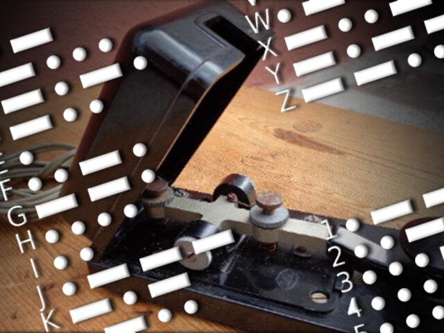 El código Morse cumplió 175 años desde su implementación