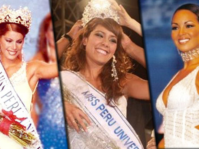 Diez reinas de belleza serán las encargadas de elegir a la próxima Miss Perú